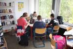 """Schulbibliotheken """"Hamburger Modell"""" - Konzept für Vollzeitstellen"""